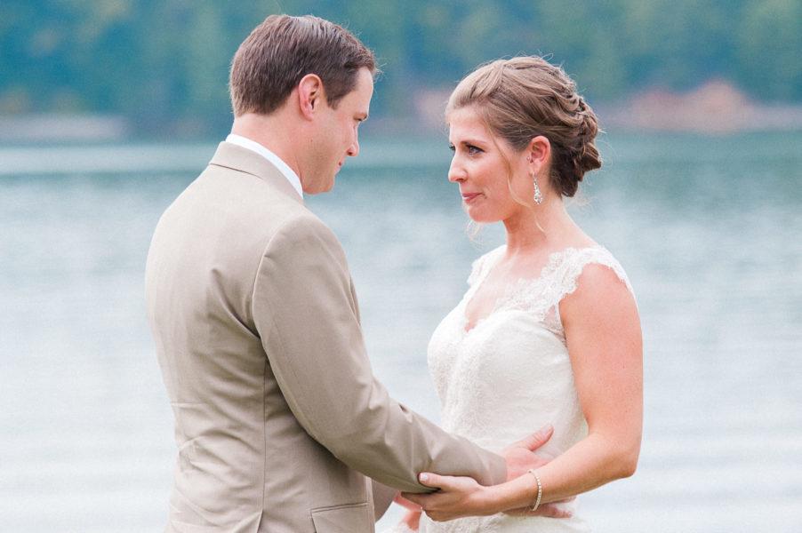 Portland-bride-groom-wedding-shoot-organic-natural-lake