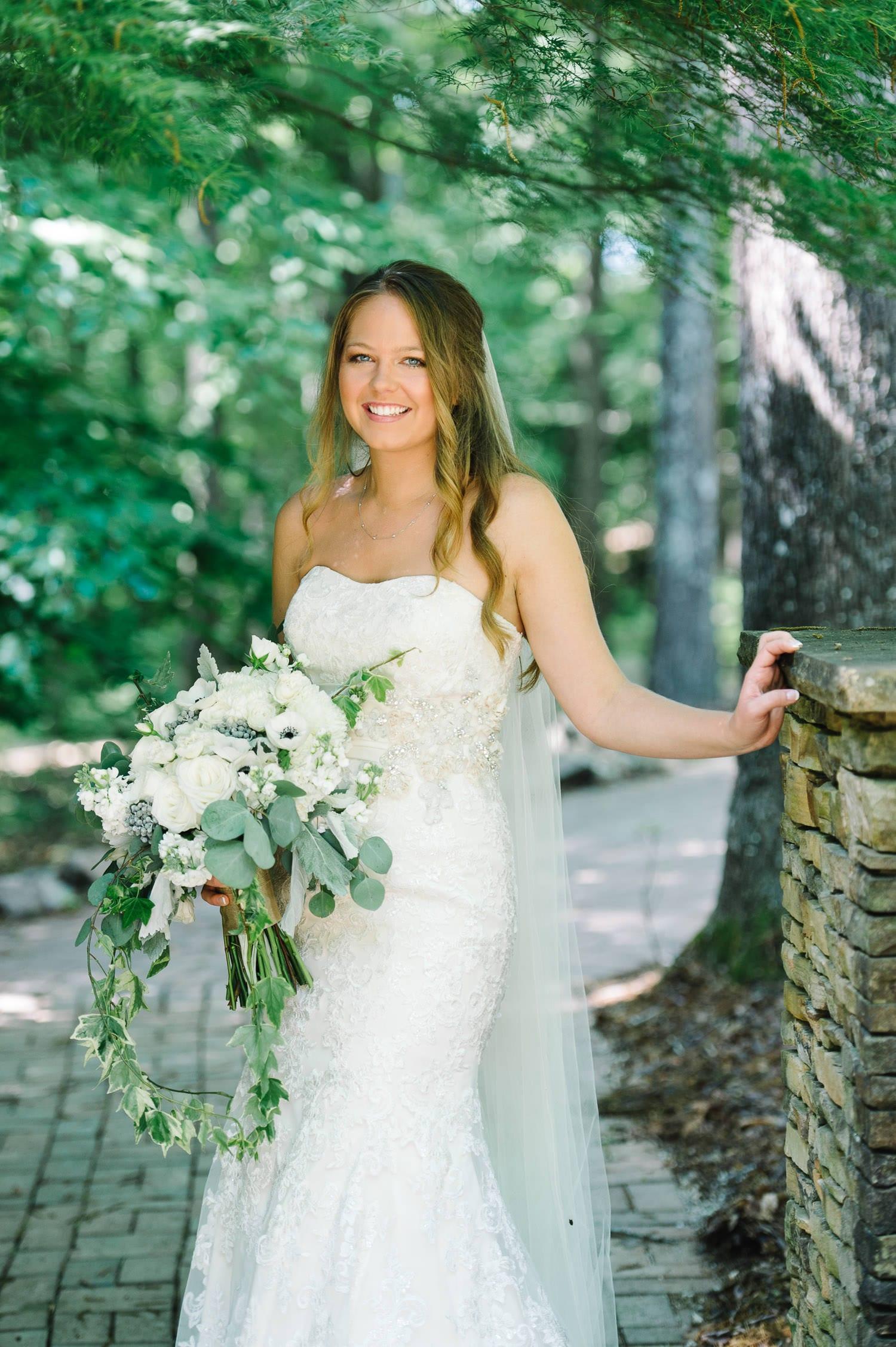 Portland Oregon Bride Portrait