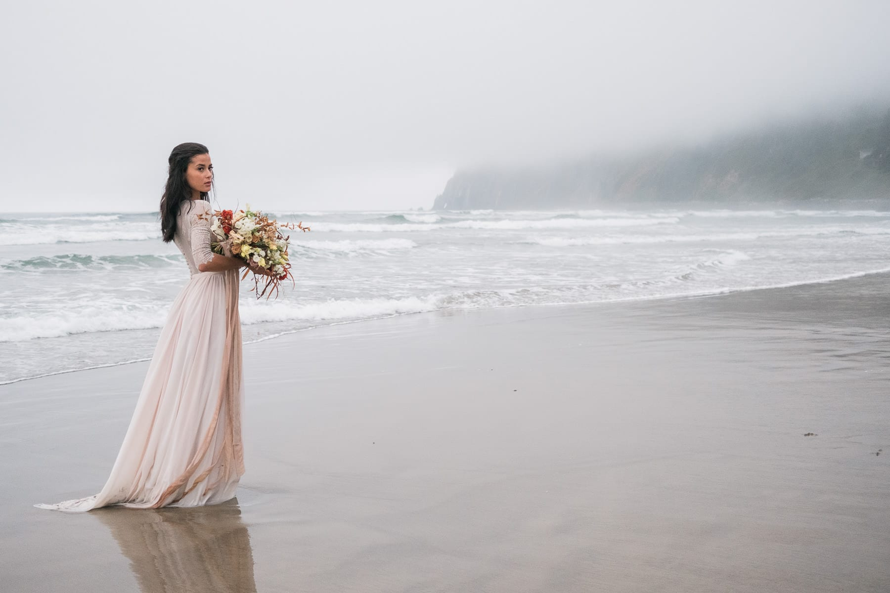 Cannon Beach Bride Portland