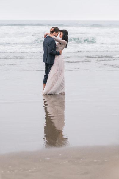 Oregon Coast wedding photographer Portland