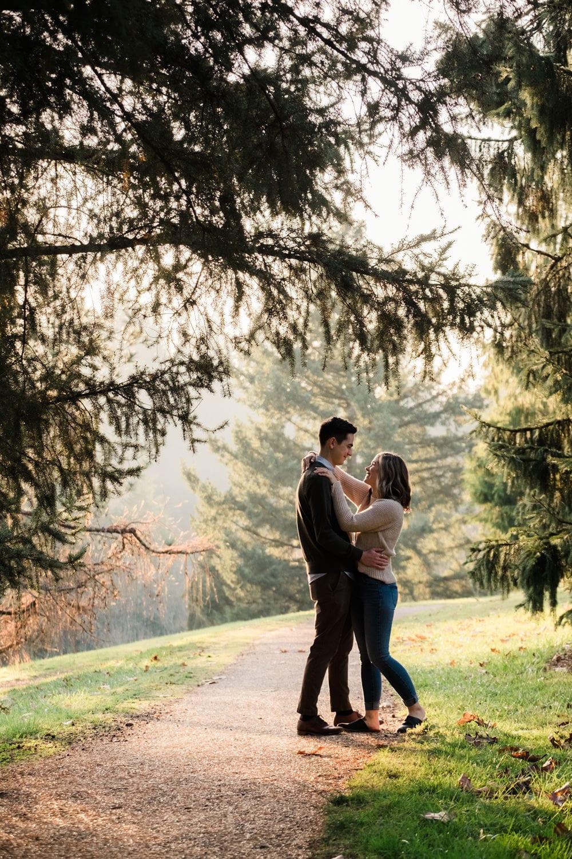 Hoyt Arboretum, Portland Wedding